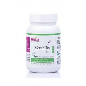 Zenith Nutrition Green Tea Extract 400mg - 100 Capsules