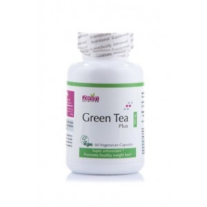 Zenith Nutrition Green Tea Plus 500 mg 60 capsules