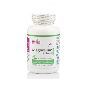 Zenith Nutrition Magnesium Citrate - 330mg 60 capsules