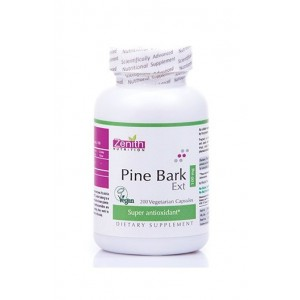 Zenith Nutrition Pine Bark Ext 100mg 100 capsules