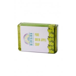 Nirvaana Handmade Greenapple Soap