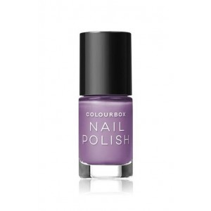 Oriflame Colourbox Nail Polish Soft Lavender-33257