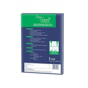 stay sure Underpads - 60 x 90 (Pack Of 1)