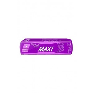 Stay sure Sanitary Napkin - Maxi 28cm (Pack Of 7)