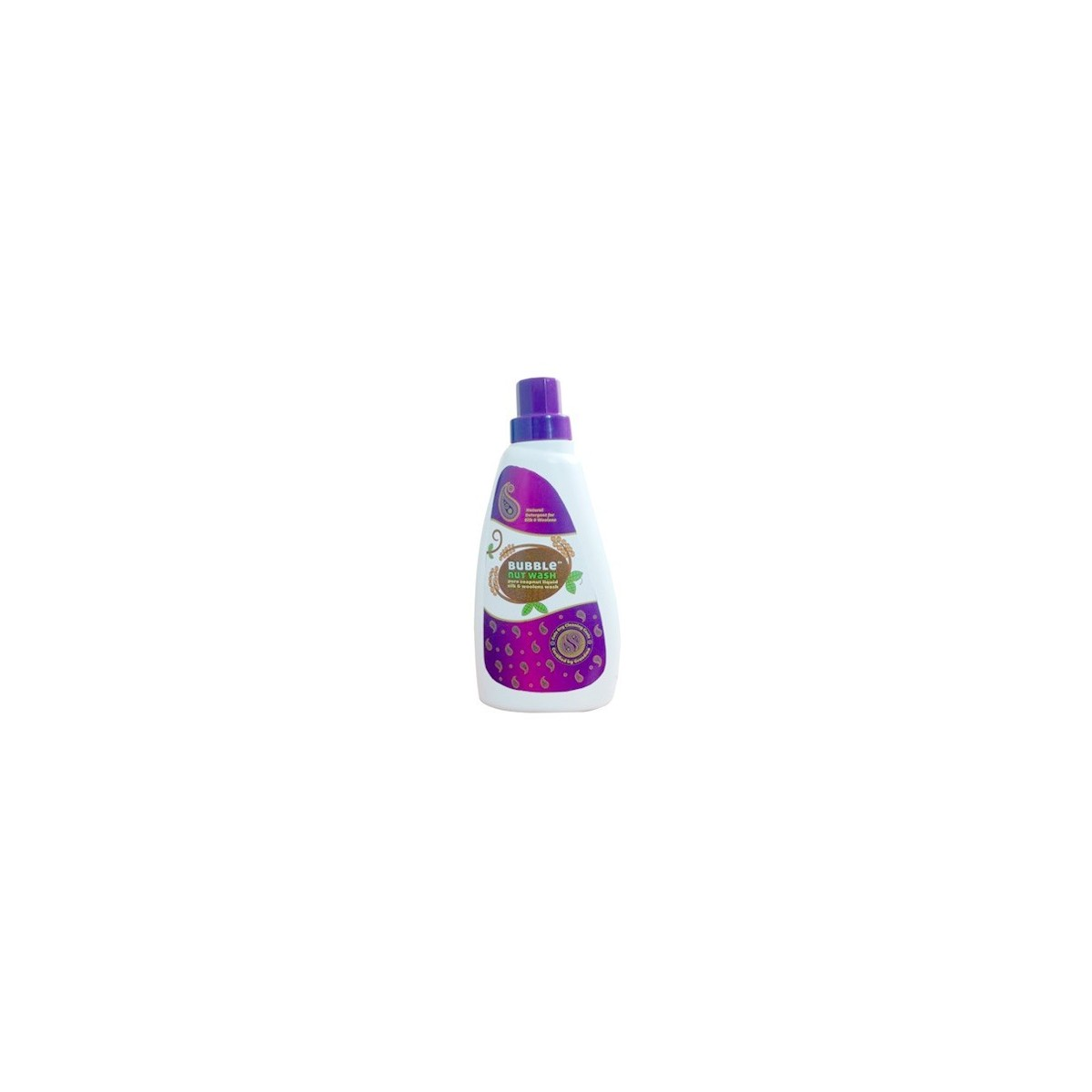 Bubblenut Wash Pure Soapnut Liquid Silk & Woolen Wash