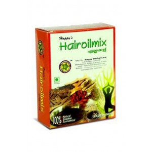 Happy herbal care Hair Oil Mix 40 GM