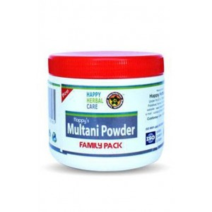 Happy herbal care Multani Powder Family pack