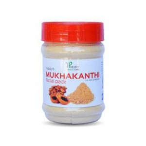 Happy herbal care Mukhakanthi Face Pack 100gm