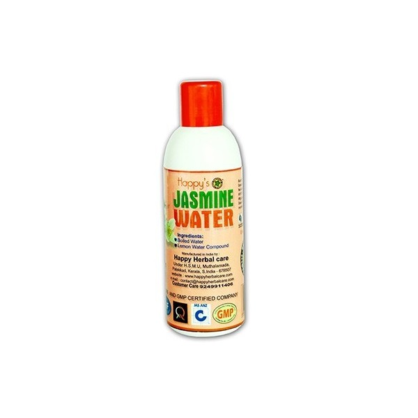 Happy herbal care jasmine floral water 200ml