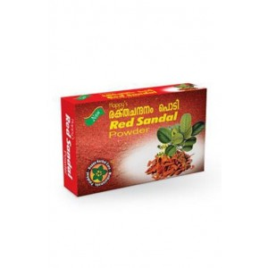 Happy herbal care Red Sandal Powder 40 GM