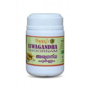 Happy herbal care Ashwagandha Churna 75 GM