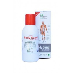 Happy herbal care Body Guard Body Care Oil 100 ML
