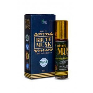 Happy herbal care Bruit Musk 8 ML