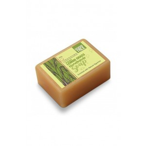 Speaking Tree Refreshing Lemongrass Handmade Soap - 100 gms