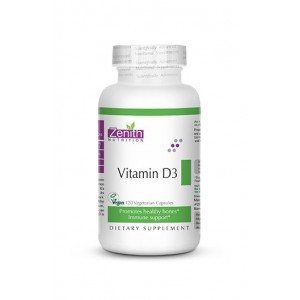 Zenith Nutrition Vitamin-D3