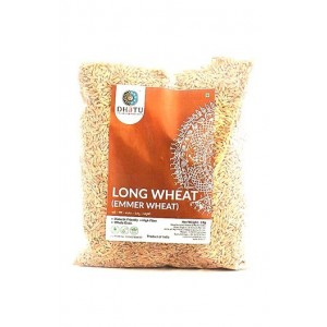 Dhatu Organics Organic Long Wheat Flour (Emmer Wheat)