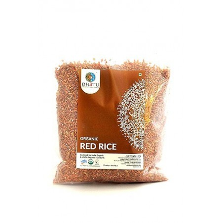 Dhatu Organics Organic Red Rice