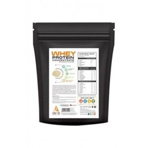 AS-IT-IS Nutrition Whey protein concentrate 80% protein unflavored 250gm