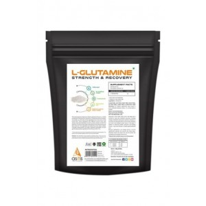AS-IT-IS Nutrition L-Glutamine for Muscle Growth and Recovery - 250g