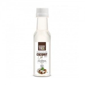 Speaking Tree Organic and Extra Virgin Coconut Oil 200ml