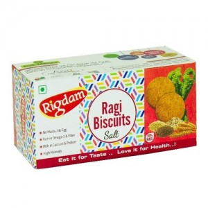 Rigdam Ragi Salt Biscuits