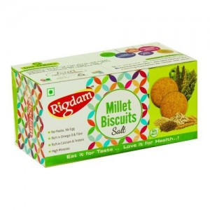 Rigdam Millet Salt Biscuits