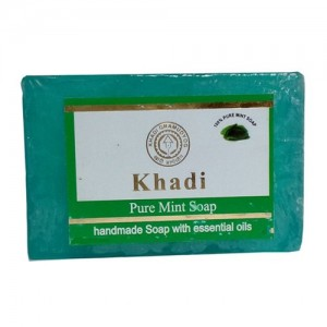 Khadi Mint Soap  125grams