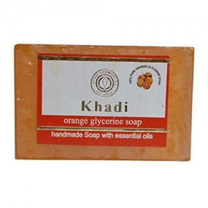 Khadi Orange Soap  125grams