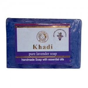 Khadi Lavender Soap  125grams
