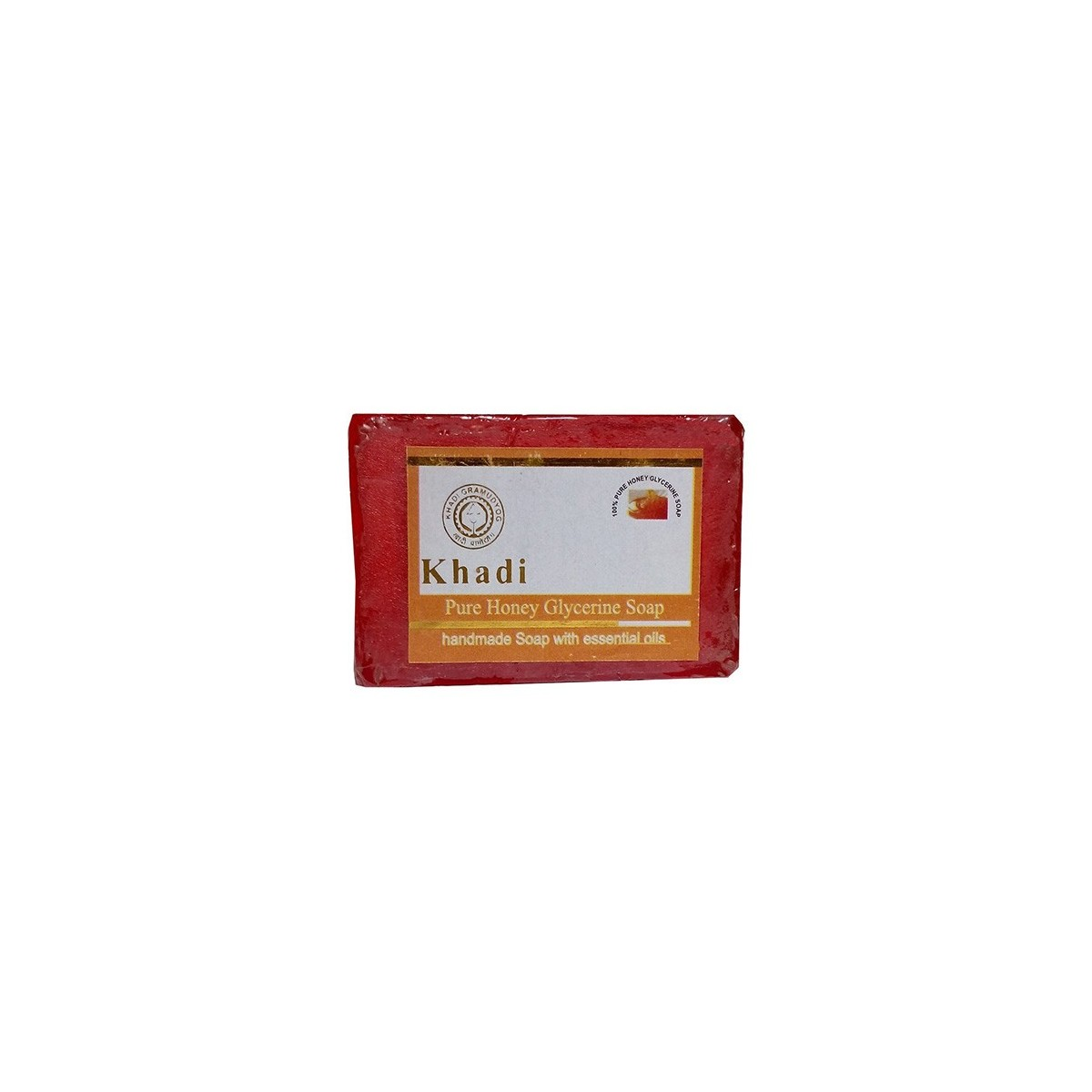 Khadi Honey Soap  125grams