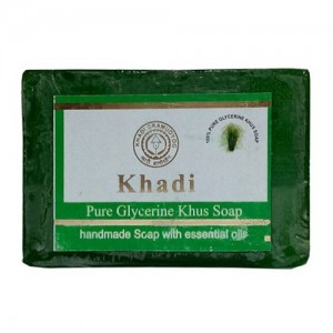 Khadi Khus Soap  125grams