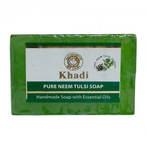 Khadi Neem Tulsi Soap  125grams