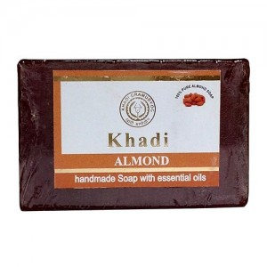 Khadi Almond Soap  125grams