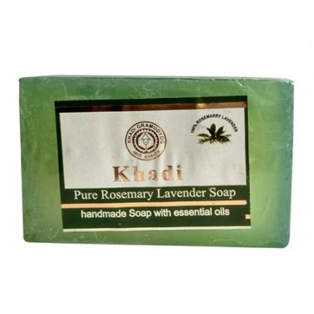 Khadi Rose Marry Lavender Soap  125grams
