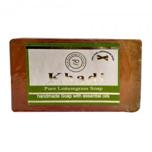 Khadi Lemon Grass Soap  125grams