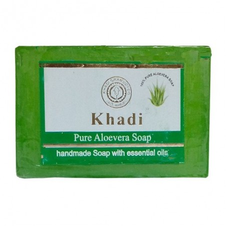 Khadi Alovera Soap  125grams