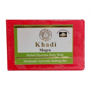 Khadi Mogra Soap  125grams
