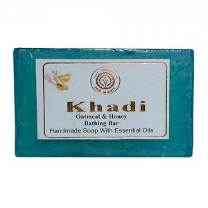 Khadi Oatmaeal Soap  125grams