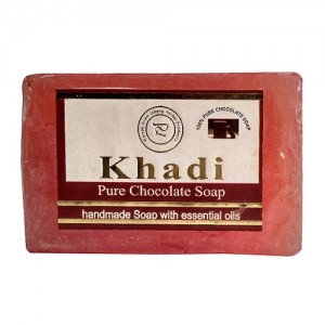 Khadi Chocolate Soap  125grams
