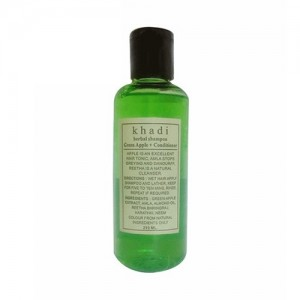 Khadi Green Apple Conditioner Shampoo 210ml