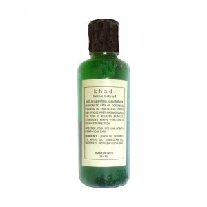 khadi Bath Oil 210ml