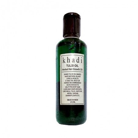 khadi Tulsi Hair Oil 210ml