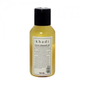 khadi Sweet Almond Oil 100ml