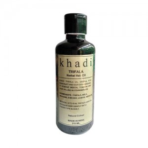 khadi Triphala Hair Oil 210ml