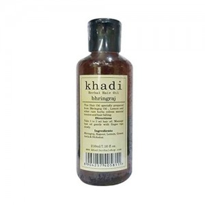 khadi Bhringraj Hair Oil 210ml
