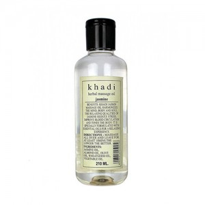 khadi Jasmine Massage Oil 210ml