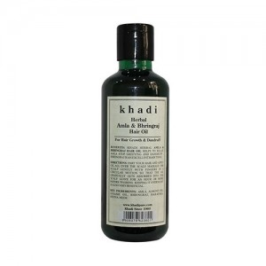 khadi Amla & Bhringraj hair oil 210ml