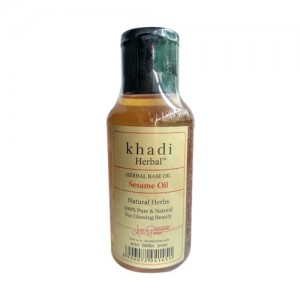 Khadi Sesame Oil 100ml Pure And Natural
