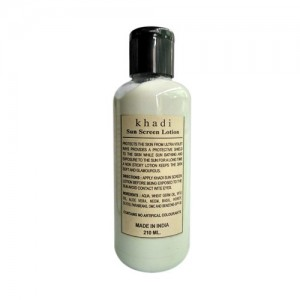 Khadi Sun Screen Cream 210ml