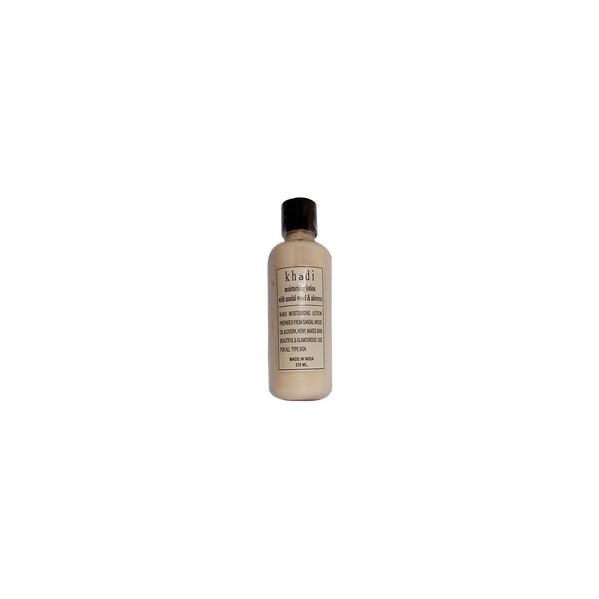 Khadi Sandal Wood  moisturizer 210ml